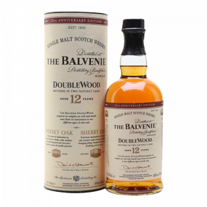Balvenie Double Wood 12 Year Old Whisky
