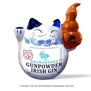 Drumshanbo Gunpowder Gin Cat Ceramic Limited Edition