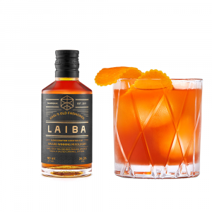 LAIBA EARL'S OLD FASHIONED