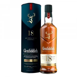 Glenfiddich 18 Year Old Small Batch Reserve Whisky