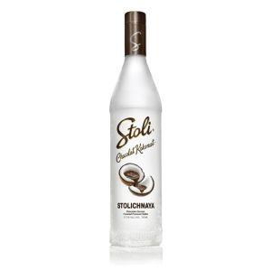 Stolichnaya Chocalat Kokonut Premium Vodka